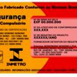 selos de conformidade para extintores de incêndio - Selos do INMETRO no site www.meunegociomelhor.com.br